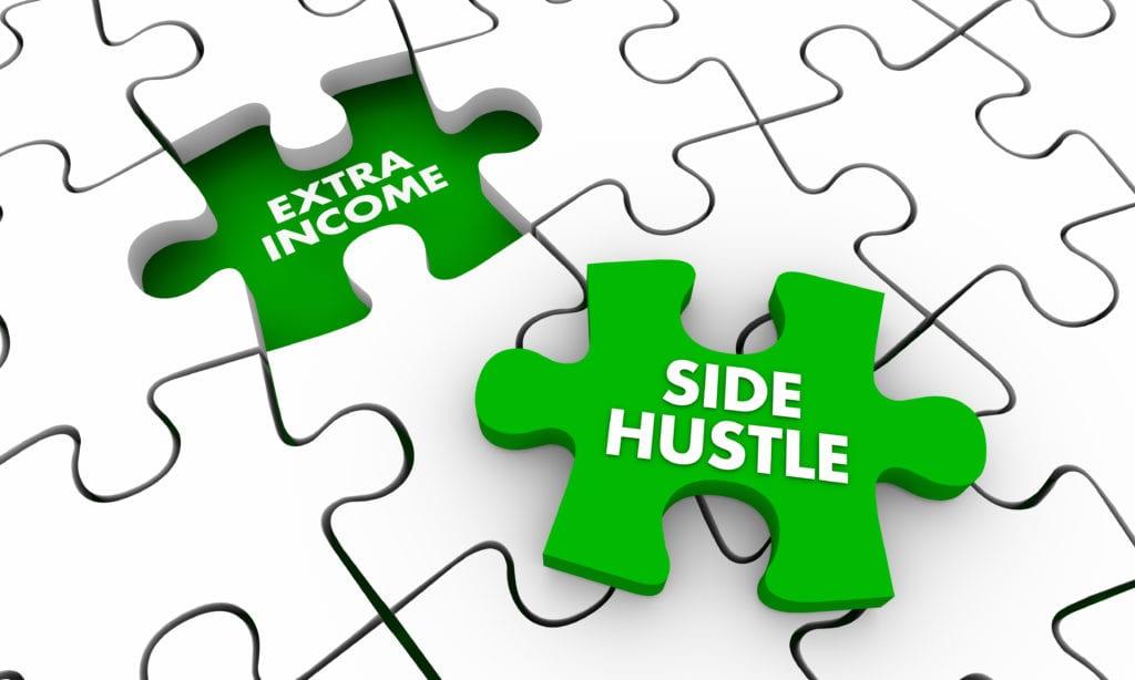 side hustle normal
