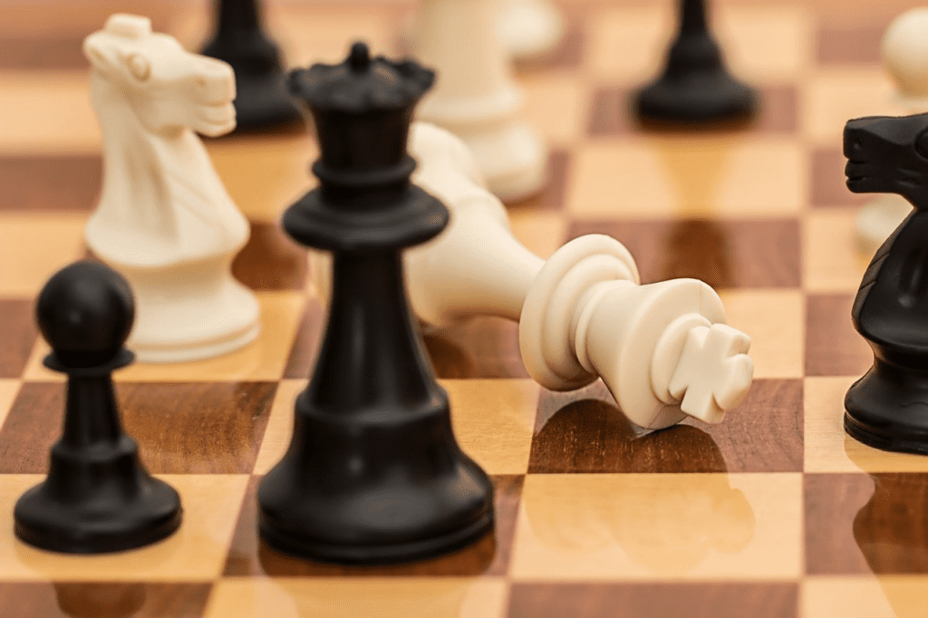 Chess & the Stock Market